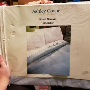 🎉 Twin Sheet Blanket